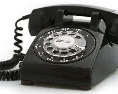 mobile or landline