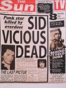 The Sun Sid Vicious
