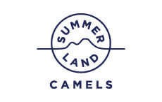 Summer Land Camels Logo